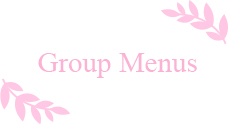 Group Menus